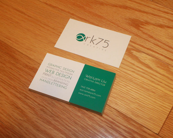 Ark75Creative is a company the provide design and marketing services for local and non-profit organizations in the Greater Toronto Area